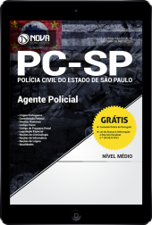 Download Apostila PC-SP - Agente Policial (PDF)