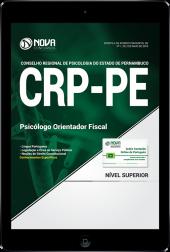 Download Apostila CRP-PE - Psicólogo Orientador Fiscal (PDF)