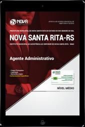 Download Apostila Prefeitura de Nova Santa Rita - RS (IMAS) - Agente Administrativo (PDF)