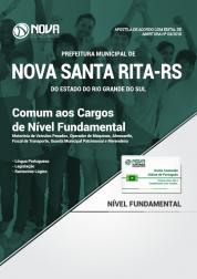 Apostila Prefeitura de Nova Santa Rita - RS - Comum aos Cargos de Nível Fundamental