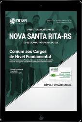 Download Apostila Prefeitura de Nova Santa Rita - RS - Comum aos Cargos de Nível Fundamental (PDF)