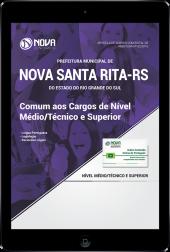 Download Apostila Prefeitura de Nova Santa Rita - RS - Comum aos Cargos de Nível Médio /Técnico e Superior (PDF)