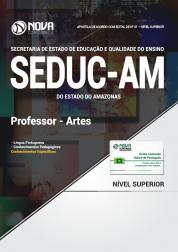 Apostila SEDUC - AM - Professor - Artes