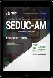 Download Apostila SEDUC - AM - Professor - Artes (PDF)