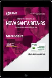 Download Apostila Prefeitura de Nova Santa Rita - RS - Merendeira (PDF)