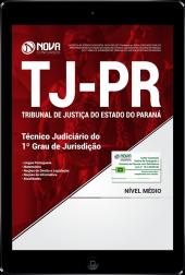 Download Apostila TJ-PR - Técnico Judiciário do 1º Grau de Jurisdição (PDF)