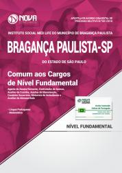 Apostila Instituto Social Med Life de Bragança Paulista - SP - Comum aos Cargos de Nível Fundamental