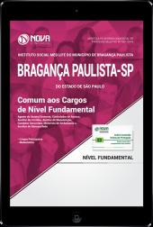 Download Apostila Instituto Social Med Life de Bragança Paulista - SP - Comum aos Cargos de Nível Fundamental (PDF)