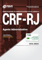 Apostila CRF-RJ - Agente Administrativo