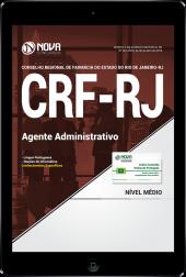 Download Apostila CRF-RJ - Agente Administrativo (PDF)