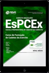 Download Apostila EsPCex - Curso de Formação de Cadetes do Exército (PDF)