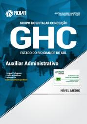 Apostila GHC-RS - Auxiliar Administrativo