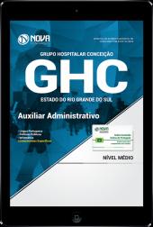 Download Apostila GHC-RS - Auxiliar Administrativo (PDF)