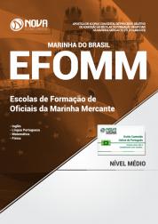 Apostila EFOMM (Marinha Mercante) - Oficial da Marinha Mercante