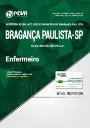 Apostila Instituto Social Med Life de Bragança Paulista - SP - Enfermeiro