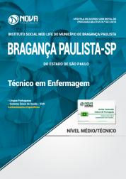Apostila Instituto Social Med Life de Bragança Paulista - SP - Técnico em Enfermagem