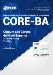 Apostila CORE-BA - Comum aos Cargos de Nível Superior