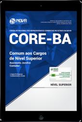 Download Apostila CORE-BA - Comum aos Cargos de Nível Superior (PDF)