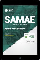 Download Apostila SAMAE de Blumenau - SC - Agente Administrativo (PDF)
