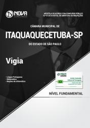 Apostila Câmara de Itaquaquecetuba  - SP - Vigia