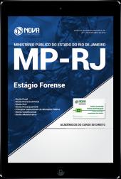 Download Apostila MP-RJ - Estágio Forense (PDF)