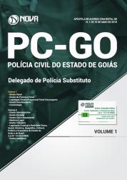 Apostila PC-GO - Delegado de Polícia Substituto