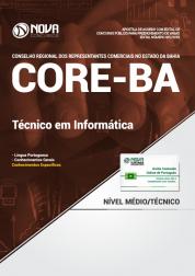 Apostila CORE-BA - Técnico em Informática
