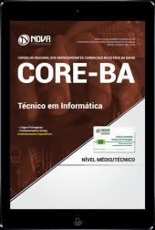 Download Apostila CORE-BA - Técnico em Informática (PDF)