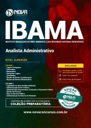 Download Apostila IBAMA - Analista Administrativo (PDF)