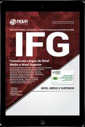 Download Apostila IFG-GO - Comum aos cargos de Nível Médio e Nível Superior (PDF)