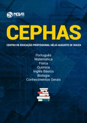 Apostila Vestibulinho CEPHAS - Cursos Técnicos