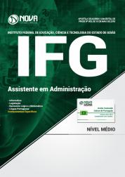 Apostila IFG-GO - Assistente em Administração