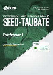 Apostila SEED de Taubaté - SP - Professor I