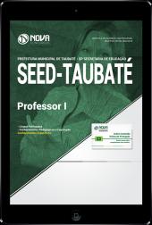 Download Apostila SEED de Taubaté - SP - Professor I (PDF)