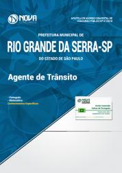 Apostila Prefeitura de Rio Grande da Serra - SP - Agente de Trânsito