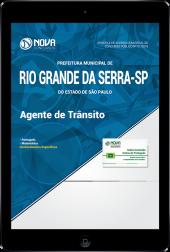 Download Apostila Prefeitura de Rio Grande da Serra - SP - Agente de Trânsito (PDF)