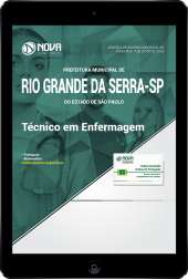 Download Apostila Prefeitura de Rio Grande da Serra - SP - Técnico em Enfermagem (PDF)