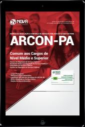 Download Apostila ARCON-PA - Comum aos Cargos de Nível Médio e Superior (PDF)