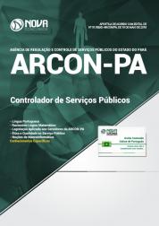 Apostila ARCON-PA - Controlador de Serviços Públicos