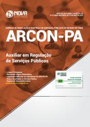 Apostila ARCON-PA - Auxiliar em Regulação de Serviços Públicos