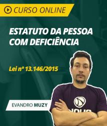 Curso Online Estatuto da Pessoa com Deficiência - Lei nº 13.146/2015