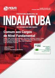 Apostila Prefeitura de Indaiatuba - SP - Comum aos Cargos de Nível Fundamental