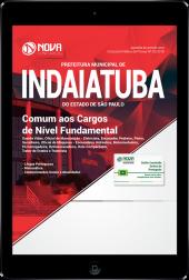 Download Apostila Prefeitura de Indaiatuba - SP - Comum aos Cargos de Nível Fundamental (PDF)