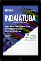 Download Apostila Prefeitura de Indaiatuba - SP - Assistente de Administração e Serviços Públicos - Inspetor de Alunos (PDF)