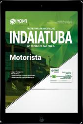 Download Apostila Prefeitura de Indaiatuba - SP - Motorista (PDF)