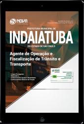 Download Apostila Prefeitura de Indaiatuba - SP - Agente de Operação e Fiscalização de Trânsito e Transporte (PDF)