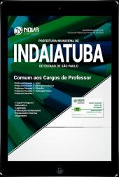 Download Apostila Prefeitura de Indaiatuba - SP - Comum aos Cargos de Professor (PDF)