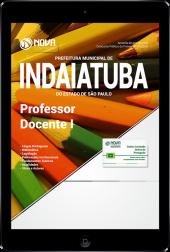 Download Apostila Prefeitura de Indaiatuba - SP - Professor Docente I (PDF)