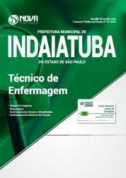 Apostila Prefeitura de Indaiatuba SP - Técnico em Enfermagem