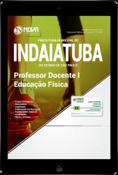 Download Apostila Prefeitura de Indaiatuba - SP - Professor Docente I - Educação Física (PDF)